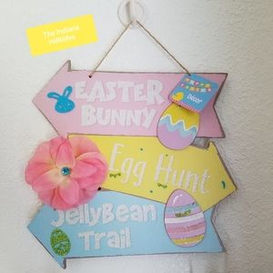 Easter Decor Sign